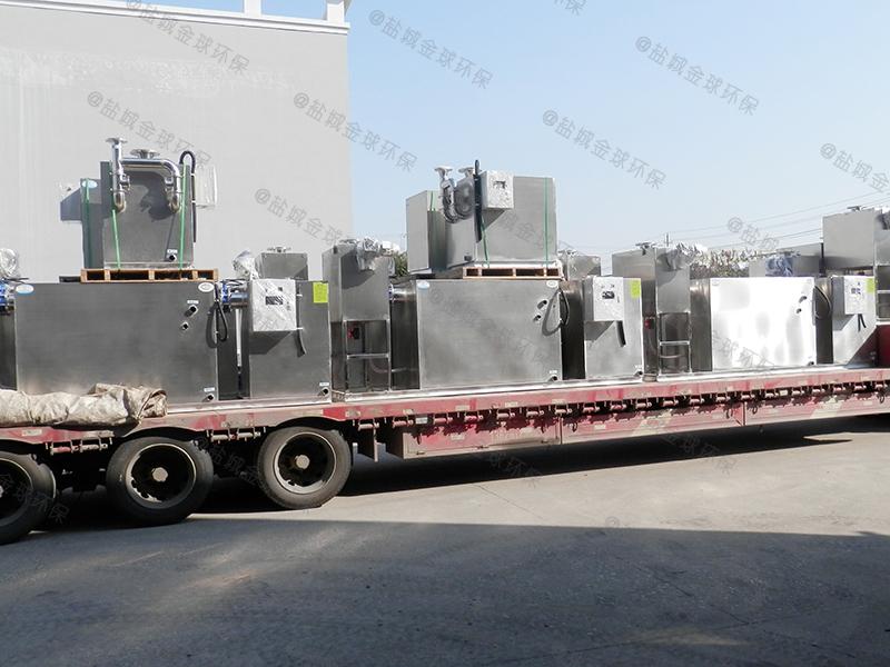 菏泽三联下水除渣隔油提升一体化装置的价格