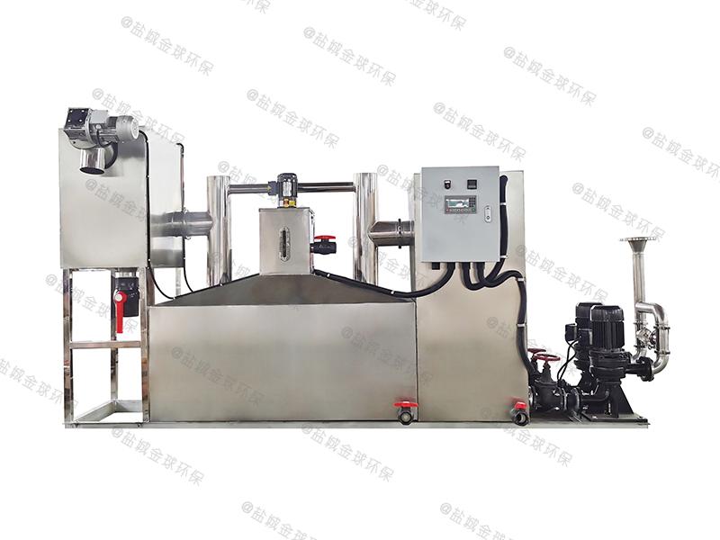 山东三联油水分离污水处理设备分类