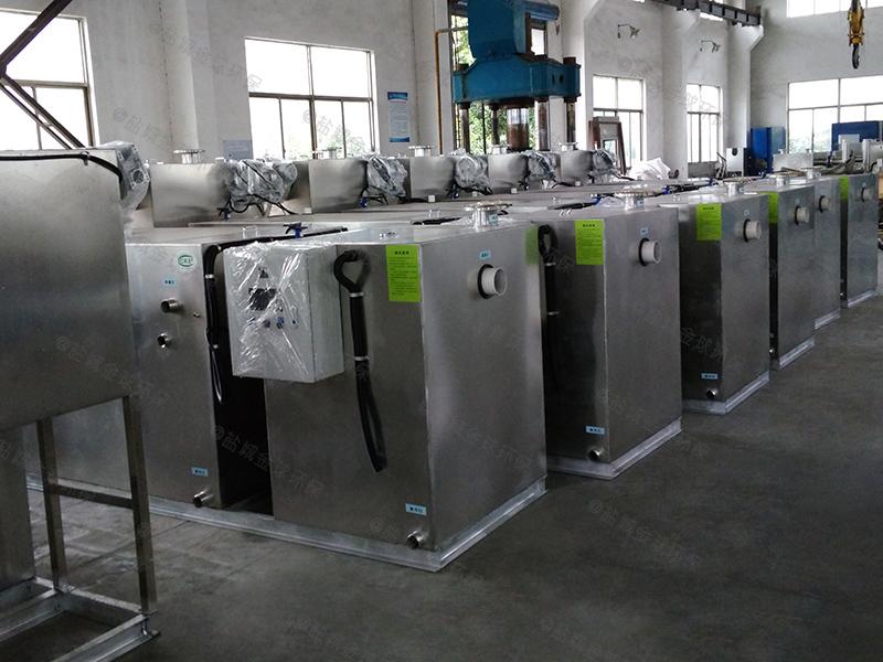 莱芜哪里卖下水除渣隔油提升一体化设备的设计计算