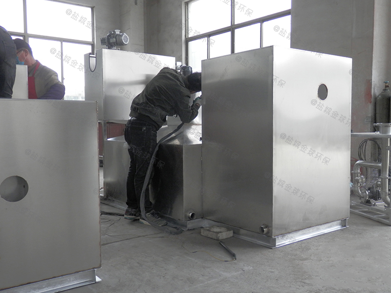 菏泽火锅店用的下水道隔油提升装置型号大全