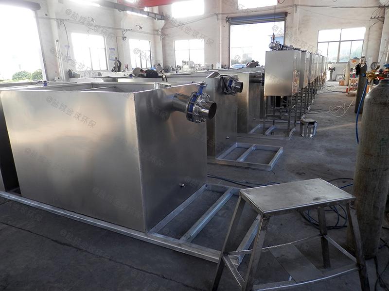 日照环保局厨房下水油水分离设备型号大全