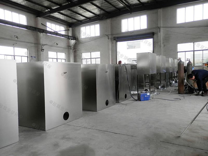 淄博全自动餐厨下水道除渣隔油提升装置选择