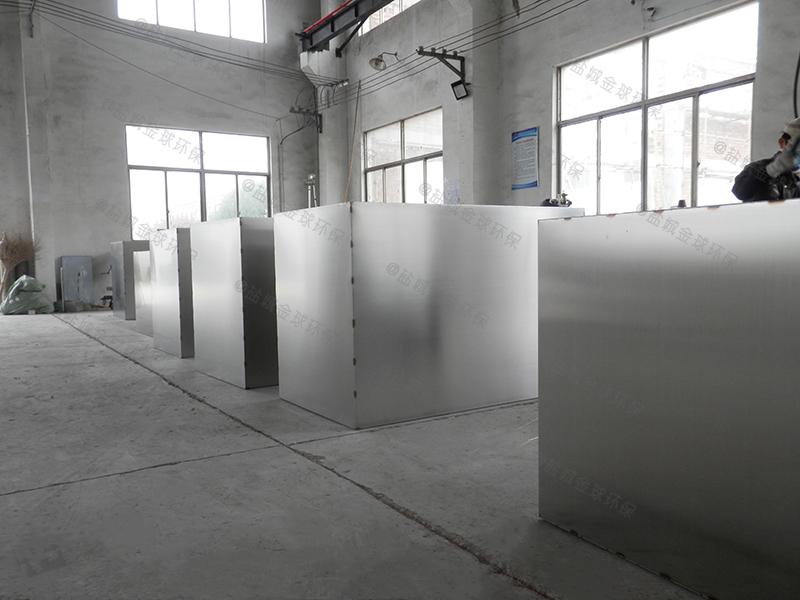 济宁调节下水隔油提升设备工程量