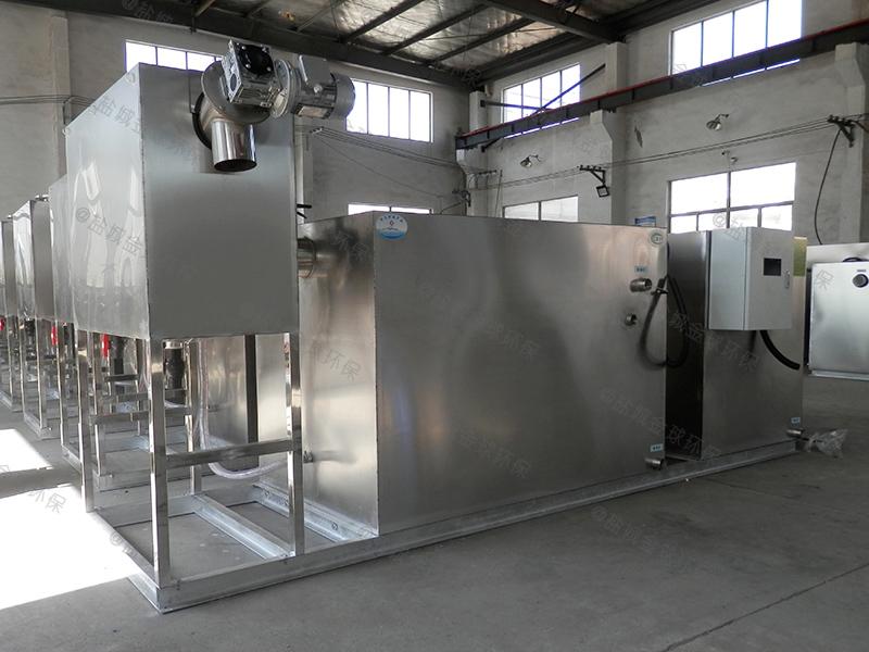 烟台简单油水分离处理设备的规范