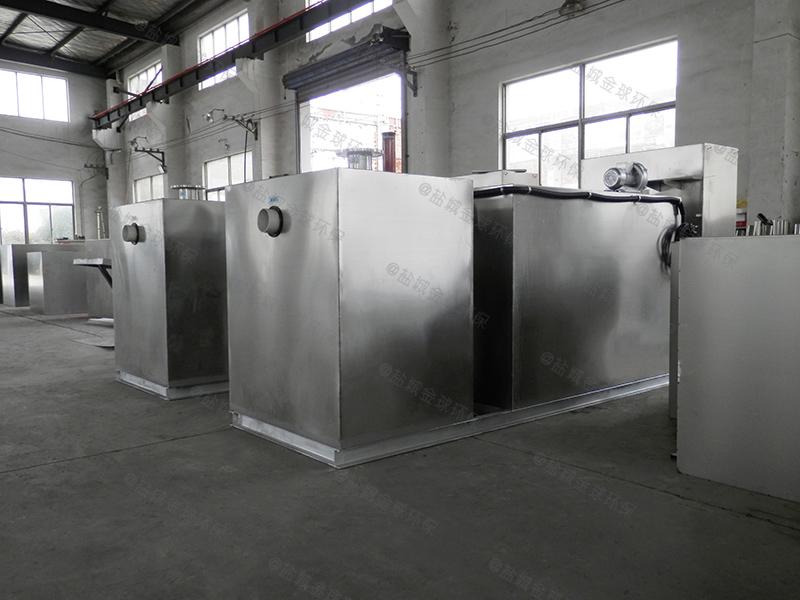 潍坊污水进下水油水分离器隔油设施
