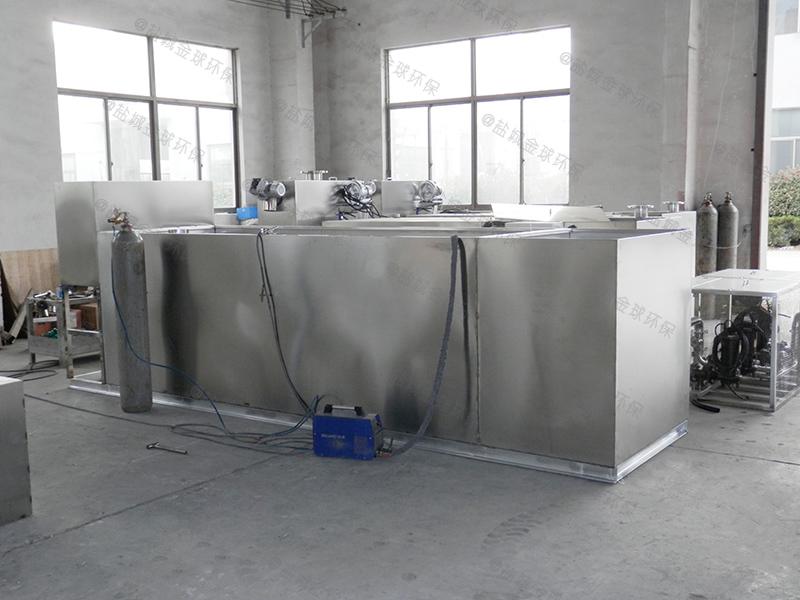 潍坊小洗碗池下水隔油设备套价