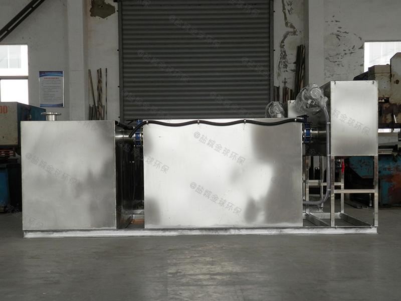 山东移动式厨房下水隔油器相关法规