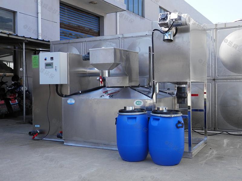 泰安千人下水隔油提升装置的规范