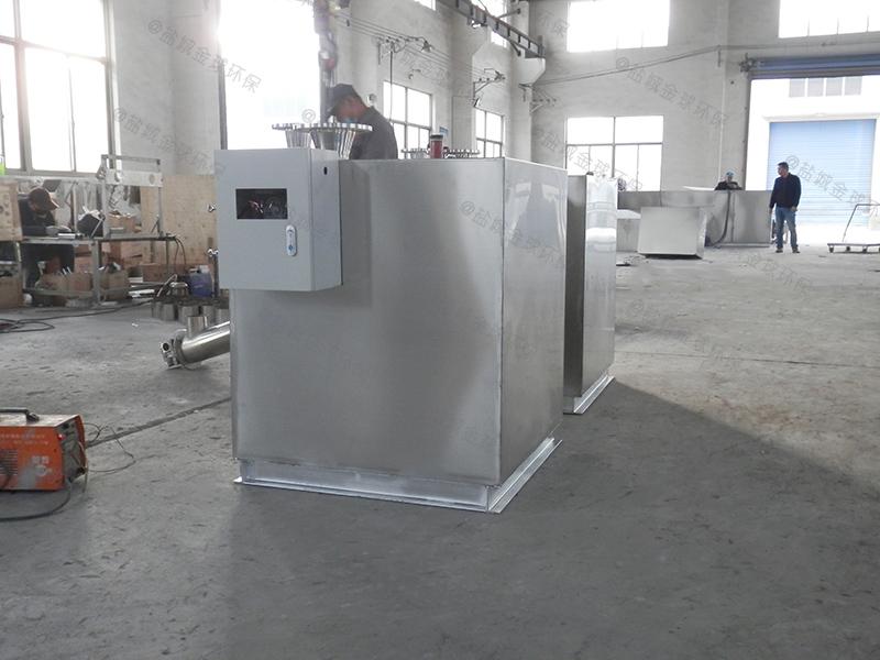 淄博食堂用的厨房下水隔油池油脂