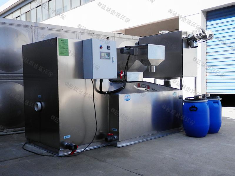 滨州平流斜板下水除渣隔油提升设备的用途