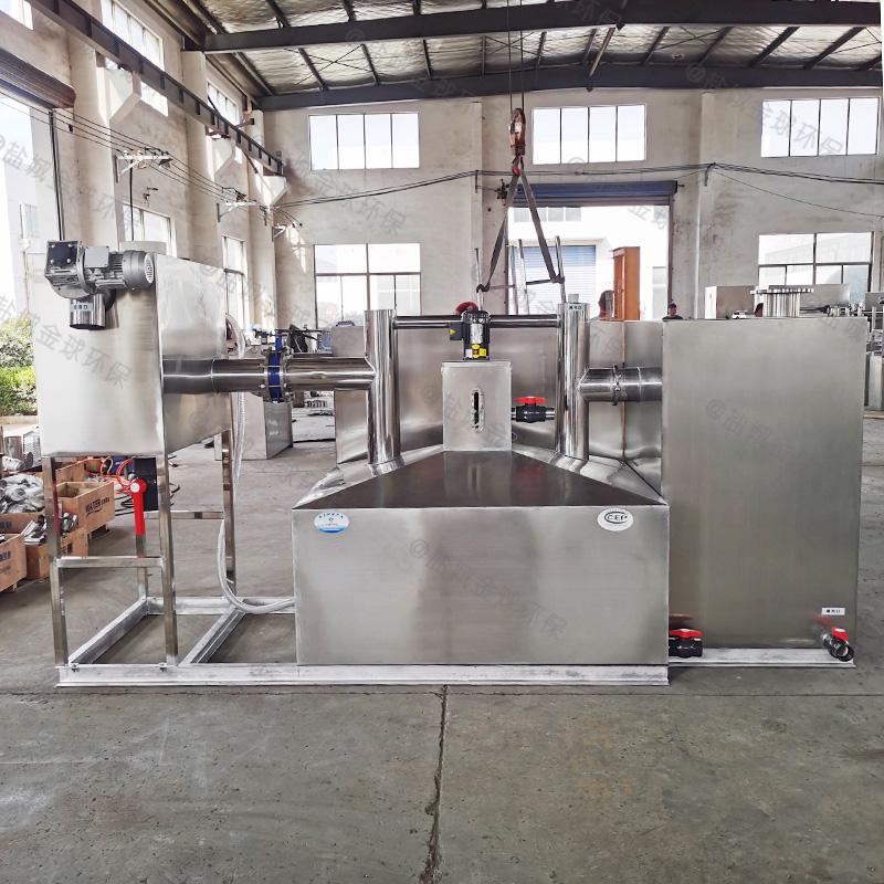 菏泽施工现场油水分离提升设备的功能