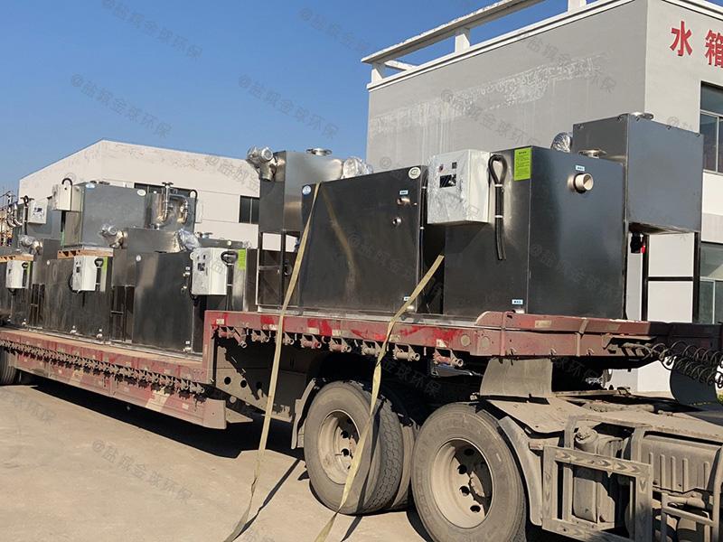 烟台埋地成品油水分离污水处理设备的原理