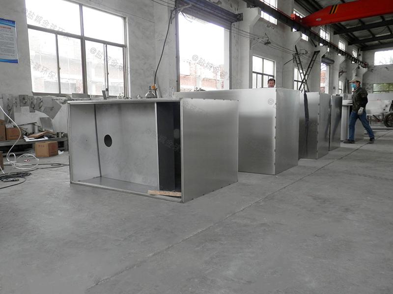 青岛污水下水隔油提升设备功能