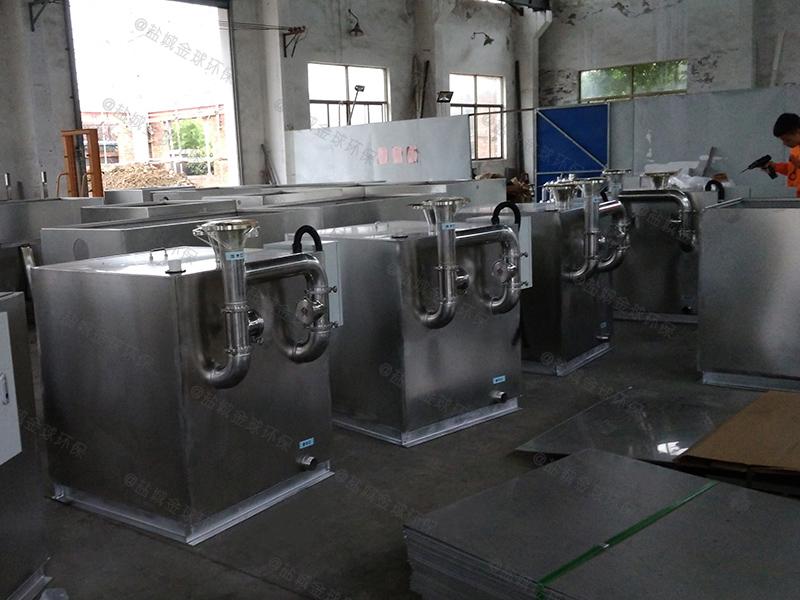 聊城千人油水分离污水处理设备符号