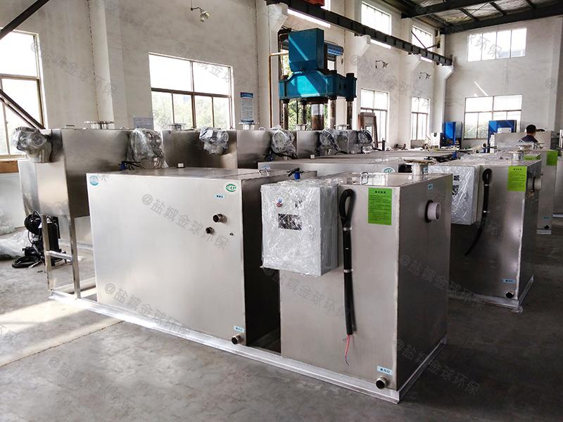 淄博专业不锈钢下水油水分离设备设计方案