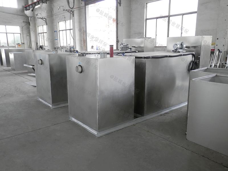 青岛厨房水槽下下水油水分离器类型