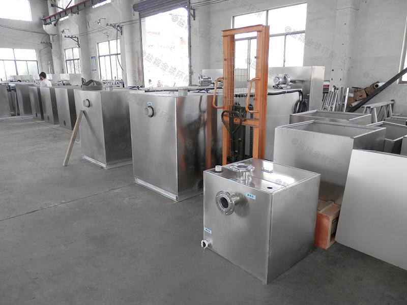 东营厨房自动下水道油水分离装置图集免费下载