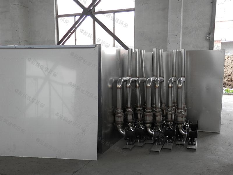 济宁商用厨房洗碗池下水隔油设备资质