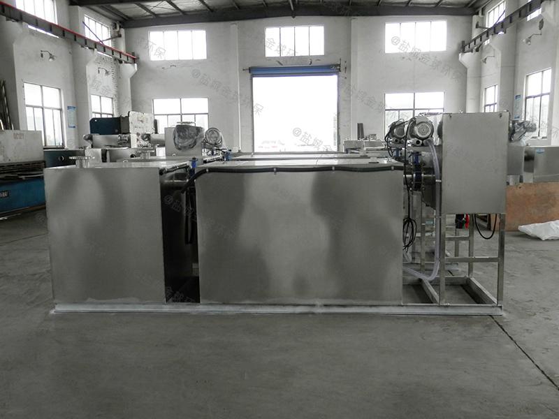 济宁斜管式食堂下水道油水分离器类型