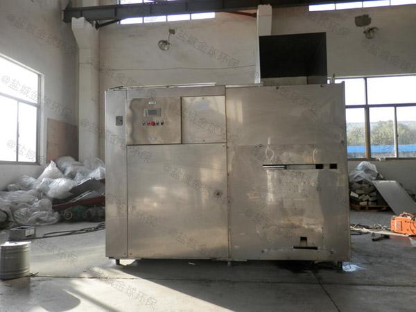 自动化餐饮垃圾脱水机工厂