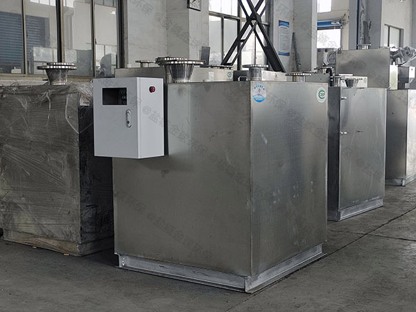 家庭高温污水提升器装置怎么装