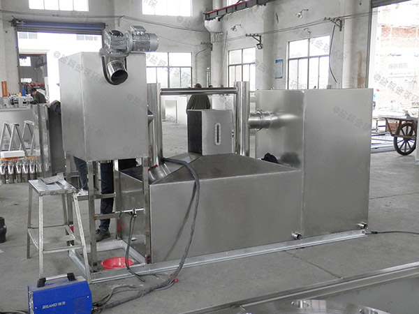 居民用隔油废水油水分离器与隔油池解决方案