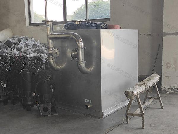 餐厨公用污水处理提升器有什么功效