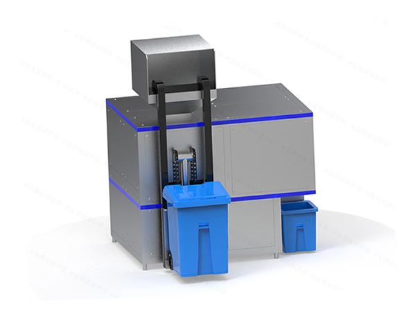 大型5吨环保餐饮垃圾处理整套设备使用说明