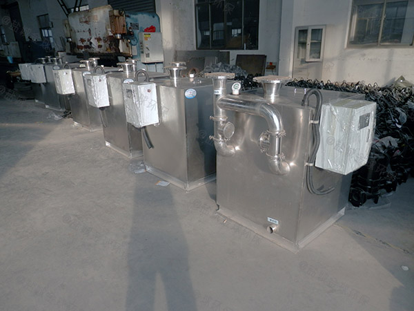 别墅专用双泵交替污水提升器装置怎么安装地漏