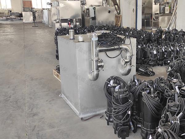地下卫生间粉碎污水提升器装置好用么