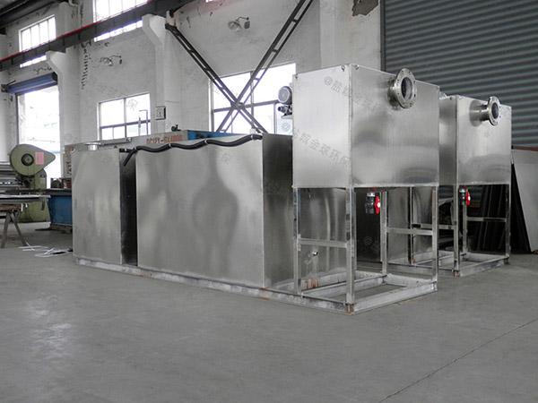 户外电加热砖砌油水分离与处理设备怎么放水