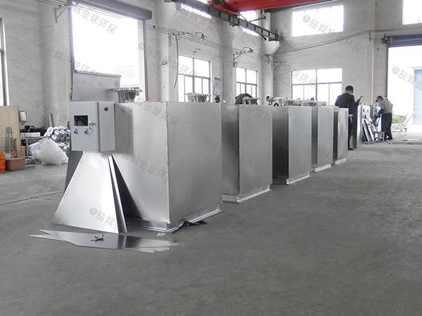 地下卫生间排水污水排放提升设备有什么用处