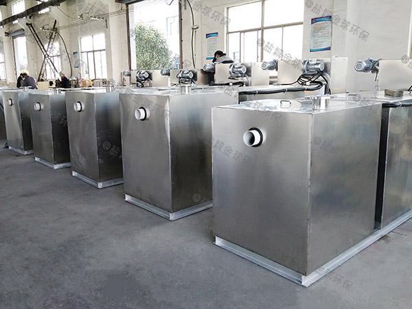 户外地埋式砖砌油水分离器设备加盟代理